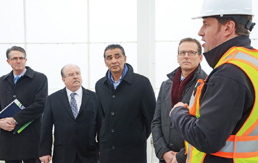 UFV ag facility builds food security