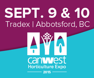 CanWest Hort Expo 2015